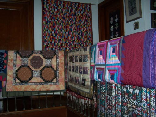 2013-10-06 Stinger quilts