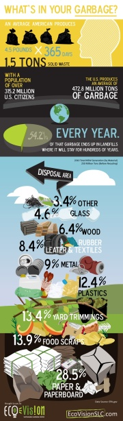 2013-11-13 Whats in your Trash Infographic
