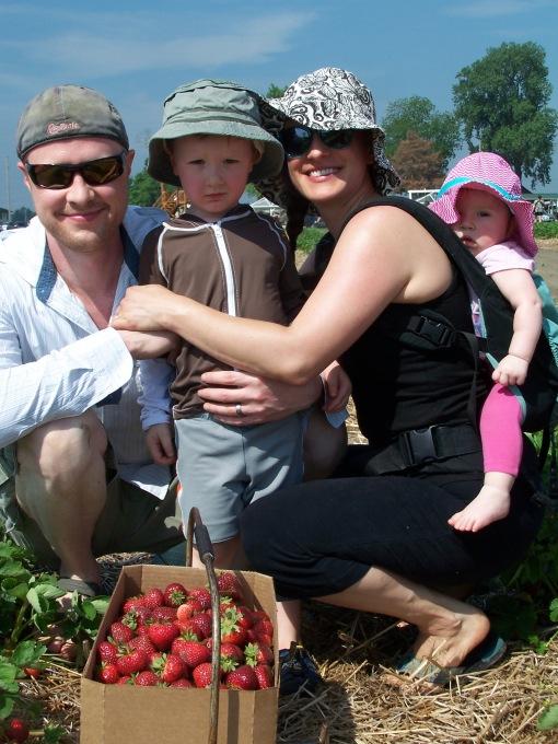 2014-05-31 Kevin, Miles, Amanda, Evelyn Ryan Family