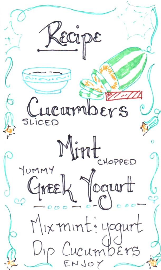2014-08-28 Cucumbers