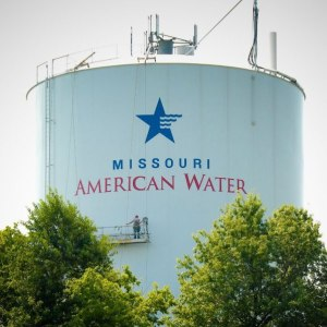 Missouri American Water Tower