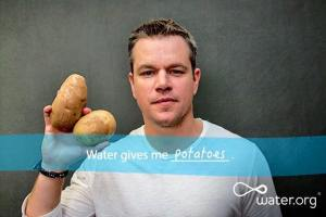 Water Gives Me Potatoes