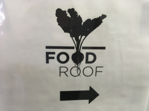 2017 Food Roof Logo