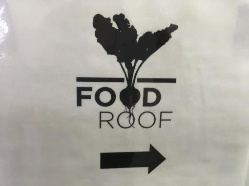 2017 Food Roof Logo