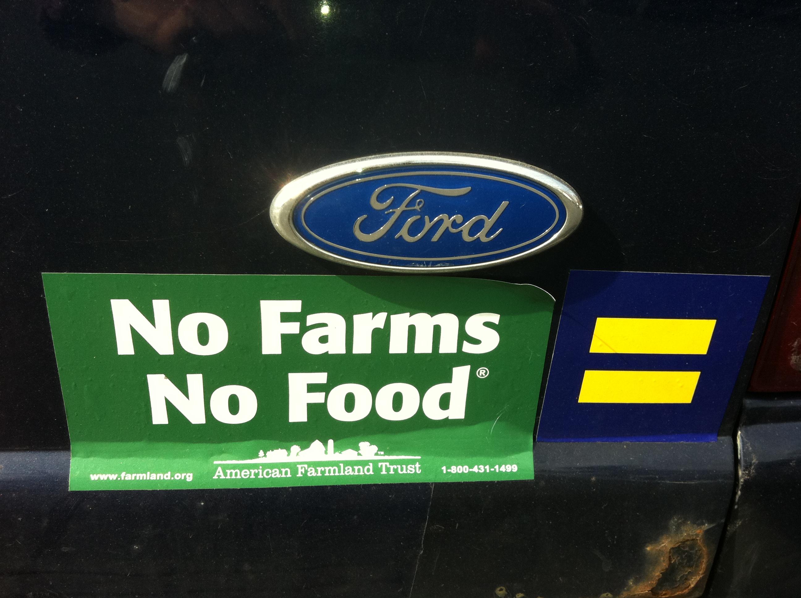 2011 No Food No Farms