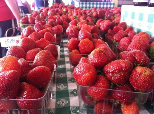 2013-05-25 strawberries landscape
